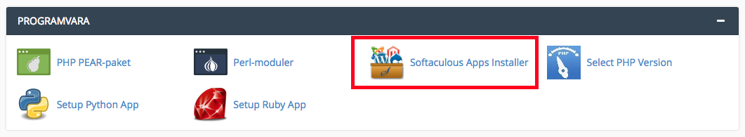 cpanel-softaculous-apps-installer