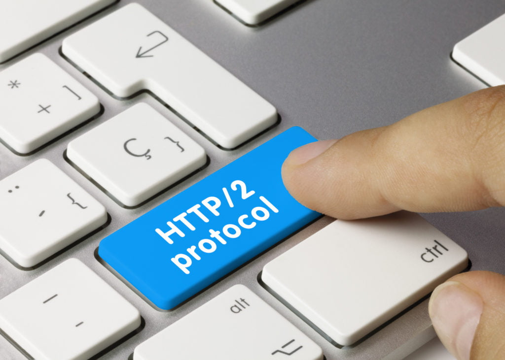 HTTP2 hos Oderland