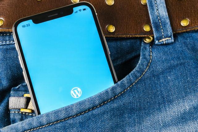 WordPress hos Oderland