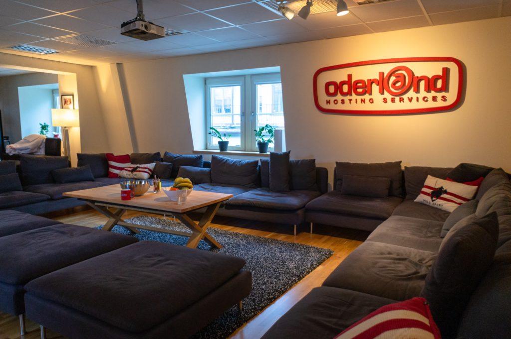 Oderlands kontor i Göteborg